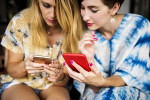 Veninder, smartphone, iPhone