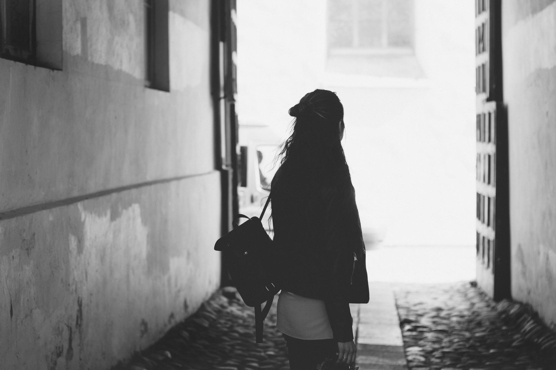 Rejse alene, turist, ferie, alene, pas på dig selv