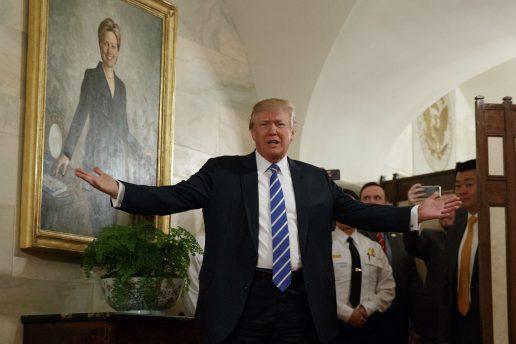 donald trump, præsident, usa, præsidentembedet, første år, år, et år, 2017, 2018,