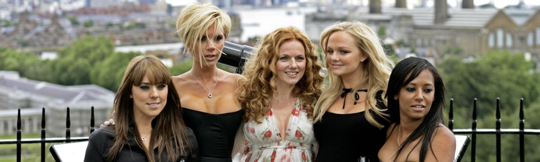 Spice Girls genforenet og tager på turné. (Foto: Scanpix Denmark)