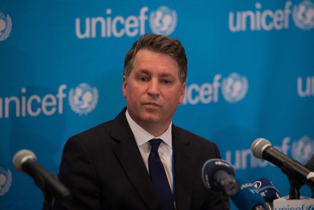 Unicef-chef bliver fældet af gamle anklager om sex-chikane, Justin Forsyth, news, nyheder, unicef, børnefonden, red barnet, sex, sex-chikane, chef, anklager, anklaget