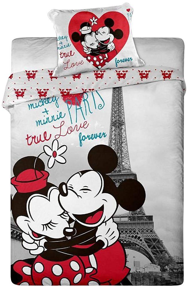 Disney, Disney-gaveidéer, gaveidéer, idéer, tegnefilm, animation, sengetøj, soveværelse, Minnie, Minnie Mouse, Mickey Mouse