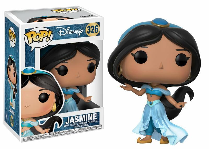 Disney, Disney-gaveidéer, gaveidéer, idéer, tegnefilm, animation, figurer, jasmine, alladin, figur, Disney figur,