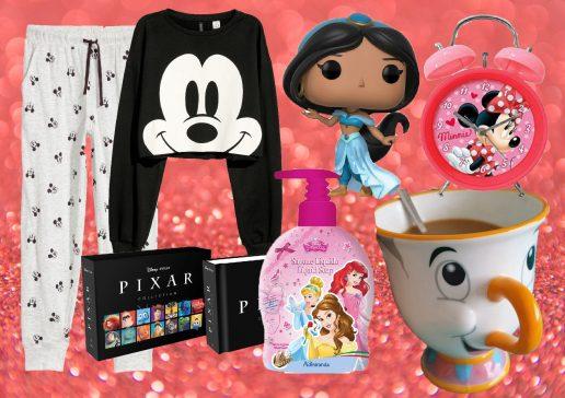 Disney, Disney-gaveidéer, gaveidéer, idéer, tegnefilm, animation, vækkeur, Minnie, Minnie Mouse, Mickey Mouse