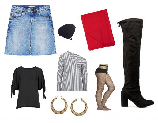 Pirat, piratkostume, kostume, outfit, fastelavn, fastelavnskostume