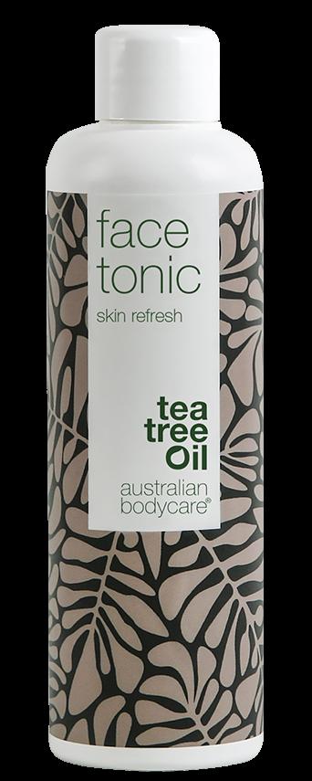 ansigstvask, Australian Bodycare, rens, uren hud, tonic, Tea Tree Oil