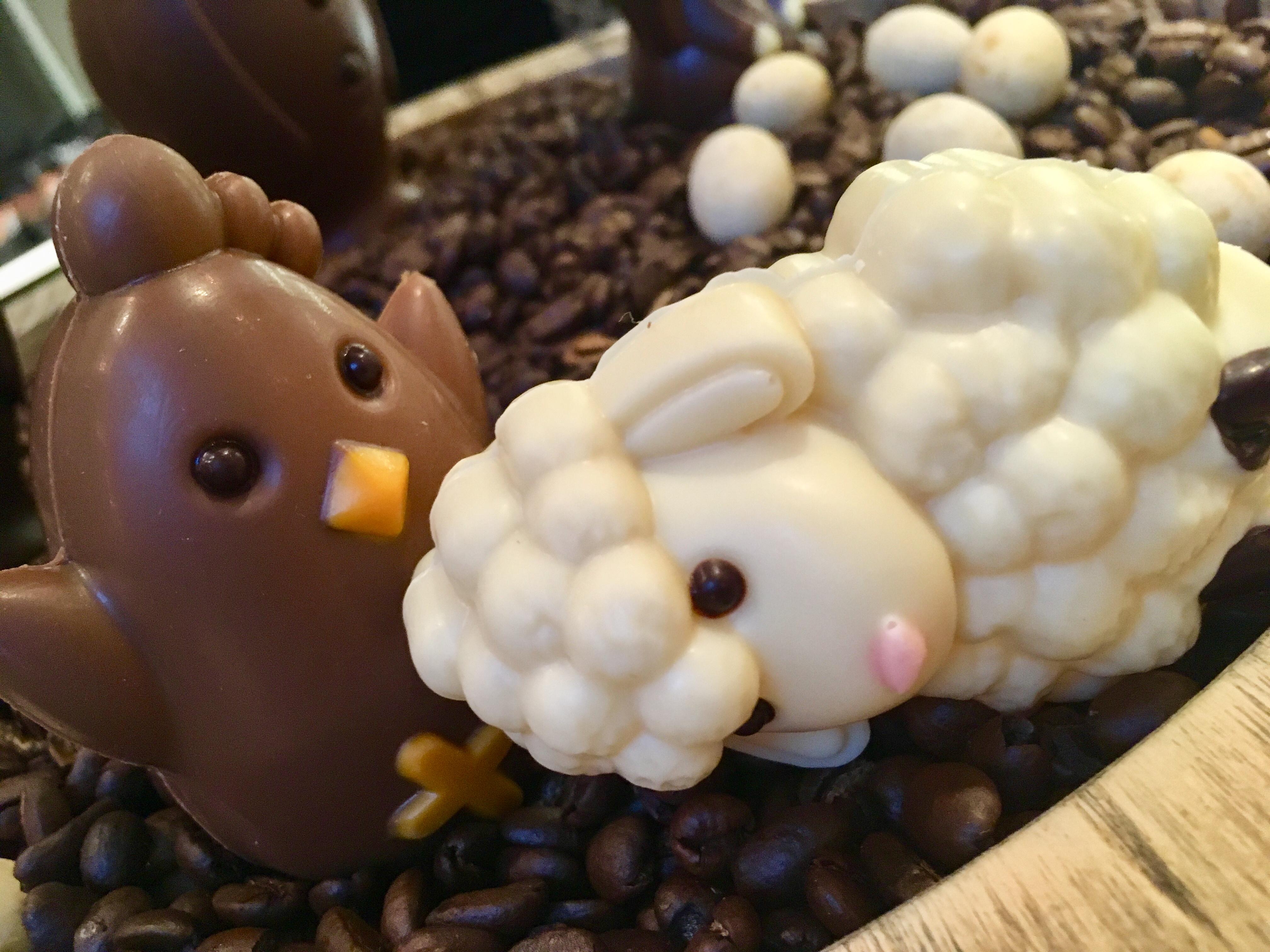 hotel chocolat påske chokolade
