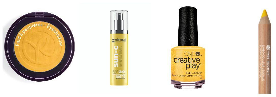 gul, mode, shopping, inspiration, trends, skønhed, skønhedsprodukter, produkter, makeup