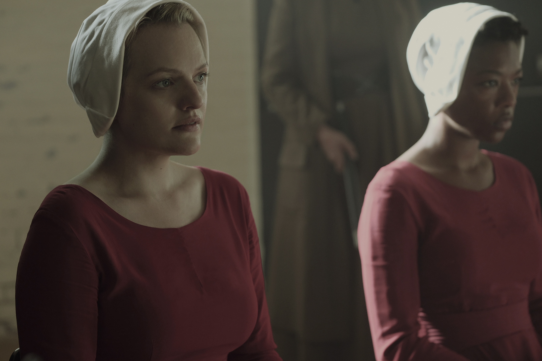 the handmaid's tale, HBO, HBO Nordic, streaming, serie, elisabeth moss, offred, june