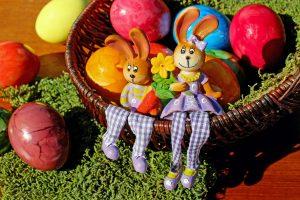 Påske, harer, påskehare, påskeæg, forår, traditioner, påsketraditioner