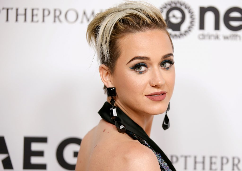 Who is katy perry dating in 2018
