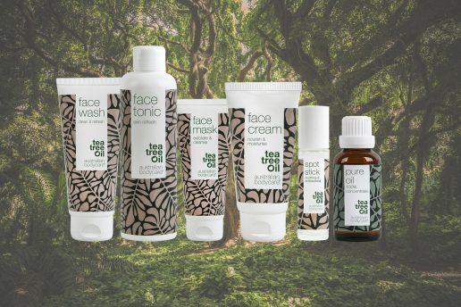 Australian Bodycare, maske, ansigtsmaske, Tea Tree Oil, Australian Bodycare, maske, ansigtsmaske, Tea Tree Oil