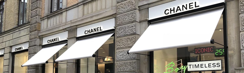 Chanel, københavn, fashion, mode, butik, forretning, kongens nytorv