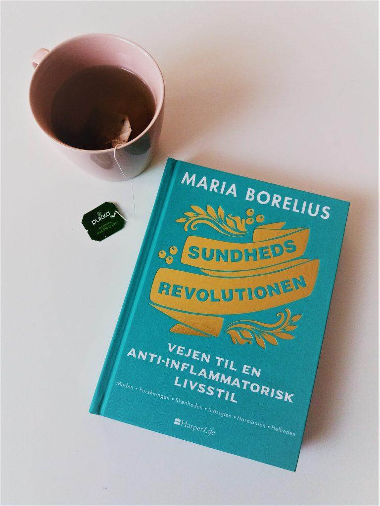 sundhedsrevolution, maria borelius, sunhed, healty, books, bøger, bog, anti-inflammatorisk kost