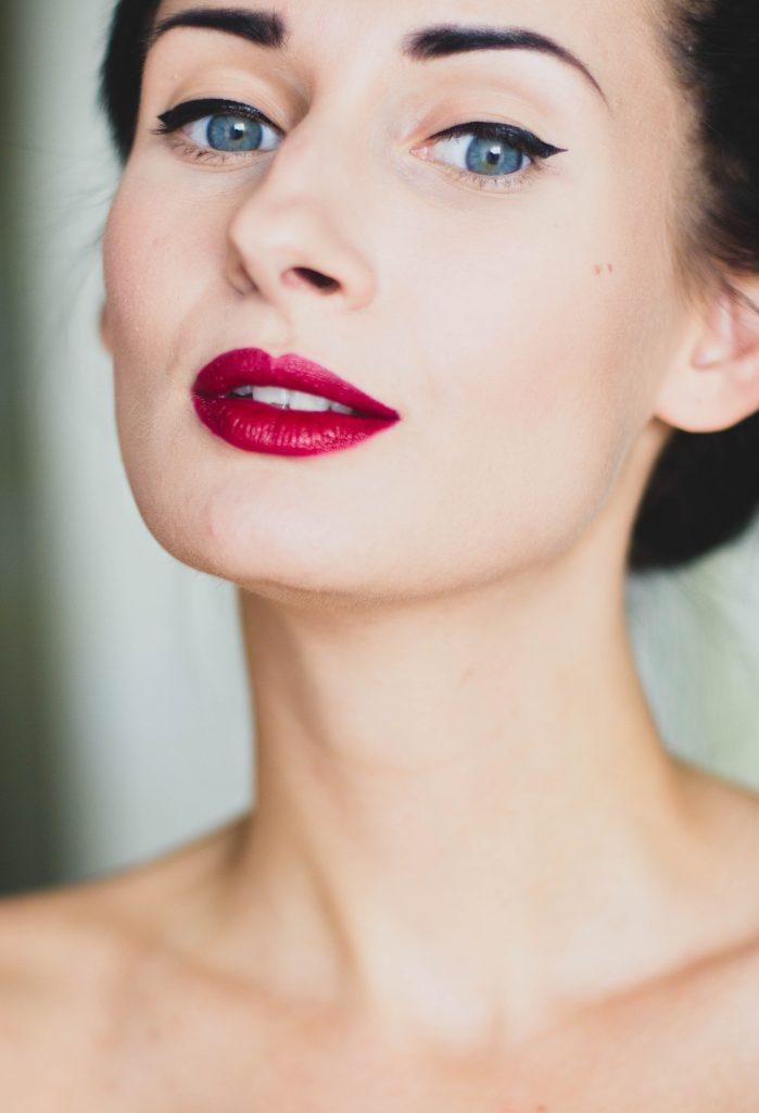Vintage-makeup, makeup, vintagelook