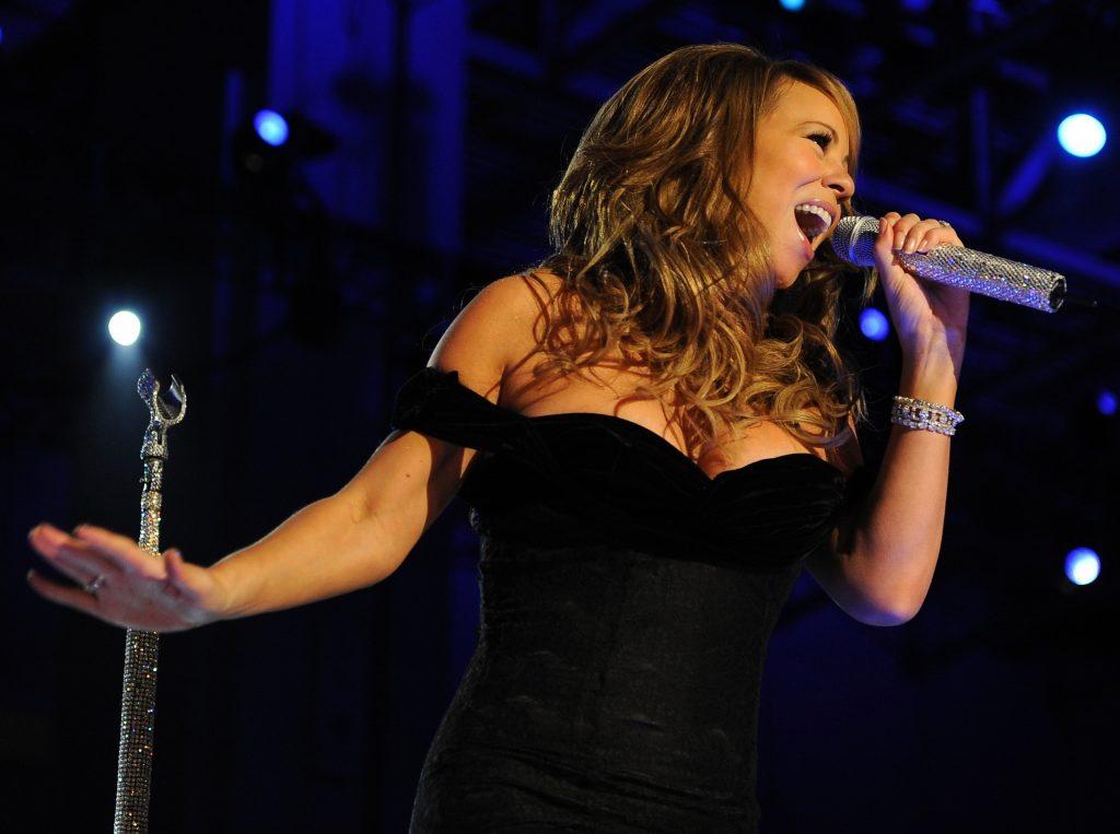 Mariah Carey, sangerinde, psykisk syg, kvinde