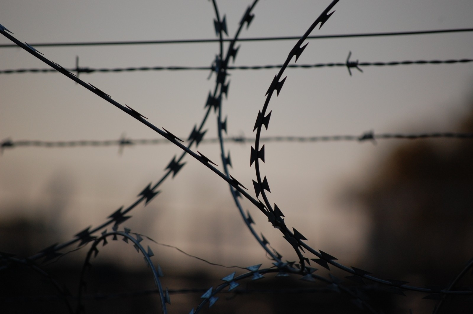 Fængsel, pigtråd