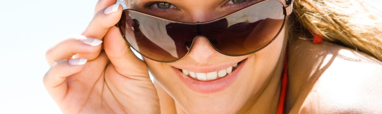 848c923cb Solbriller er det bedste værn til at beskytte øjnene mod solens ...