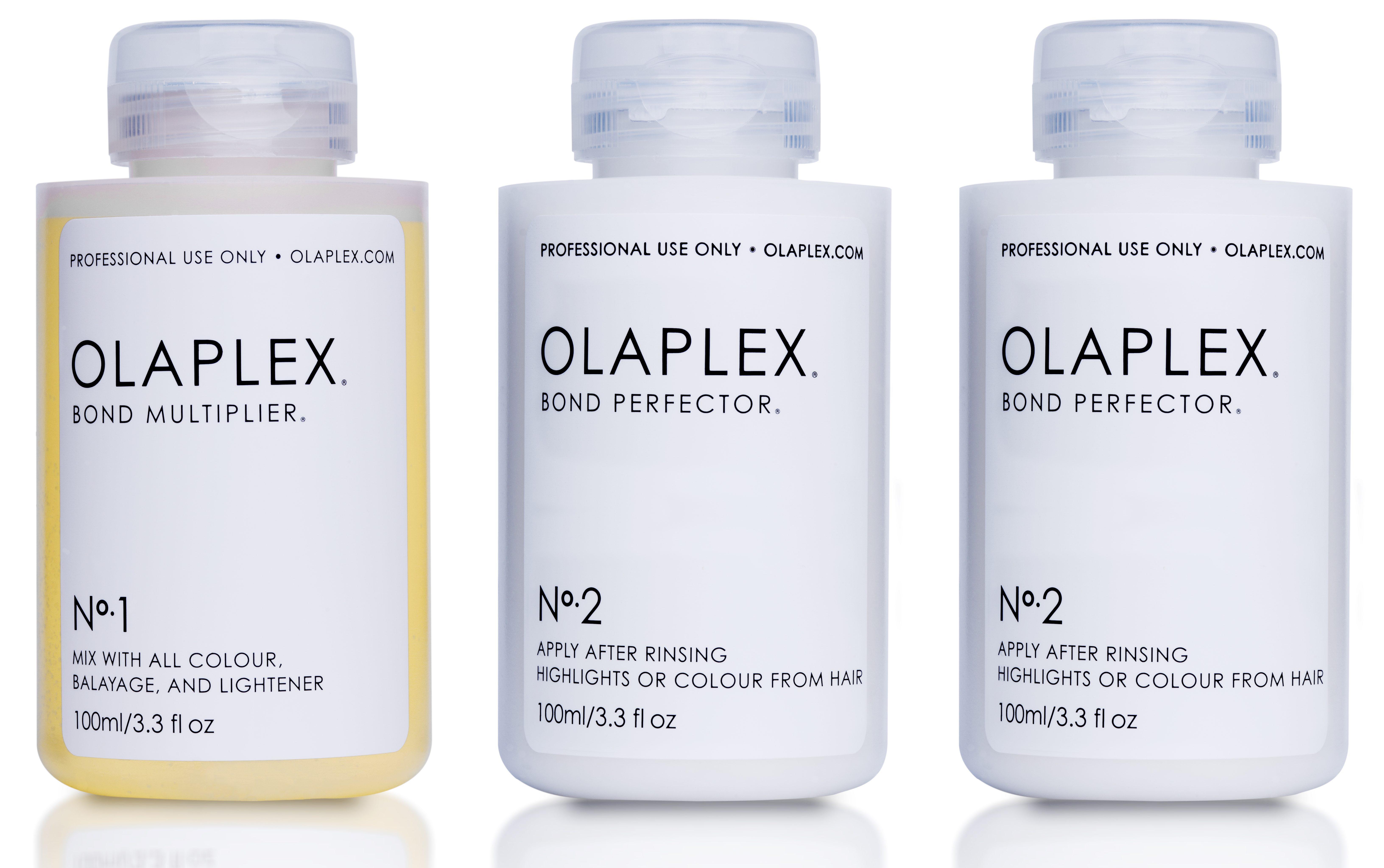 olaplex shampoo balsam hårprodukter
