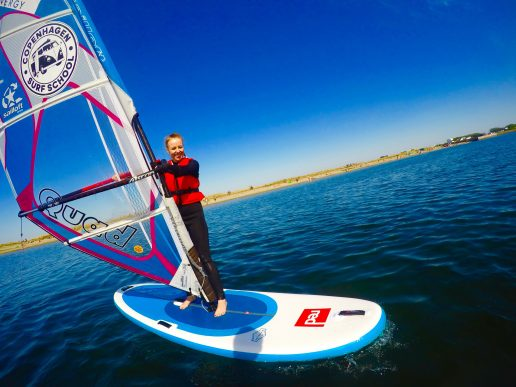 windsurfing, copenhagen surf school,