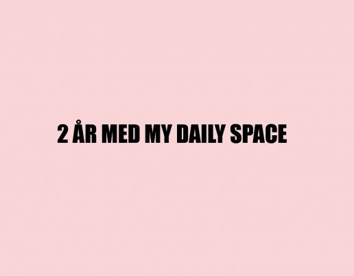 MDS, my daily space