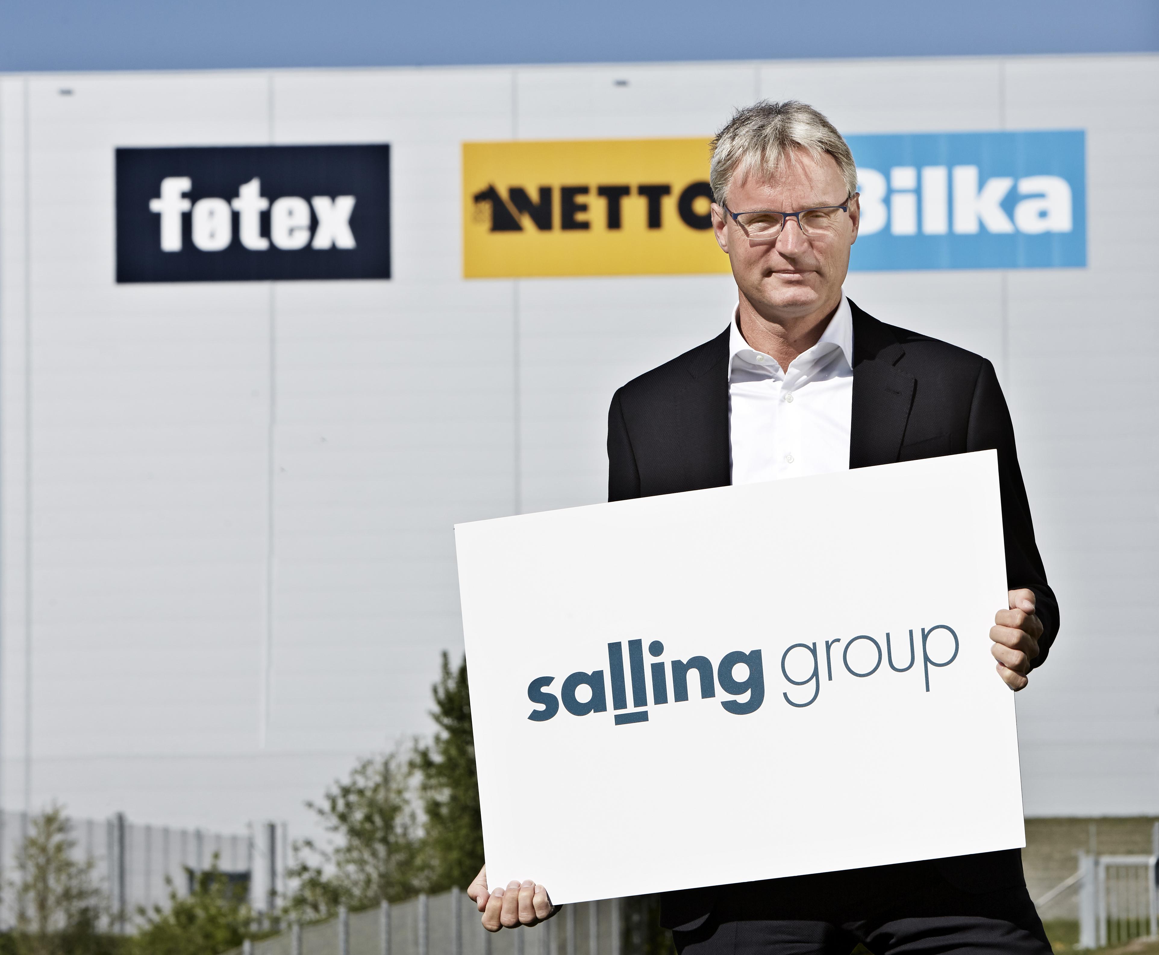 Salling Group, bilka, føtex, dansk supermarked, detail, handel, indkøb