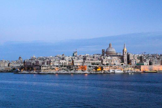 Malta, europa, kulturhovedstad, valetta