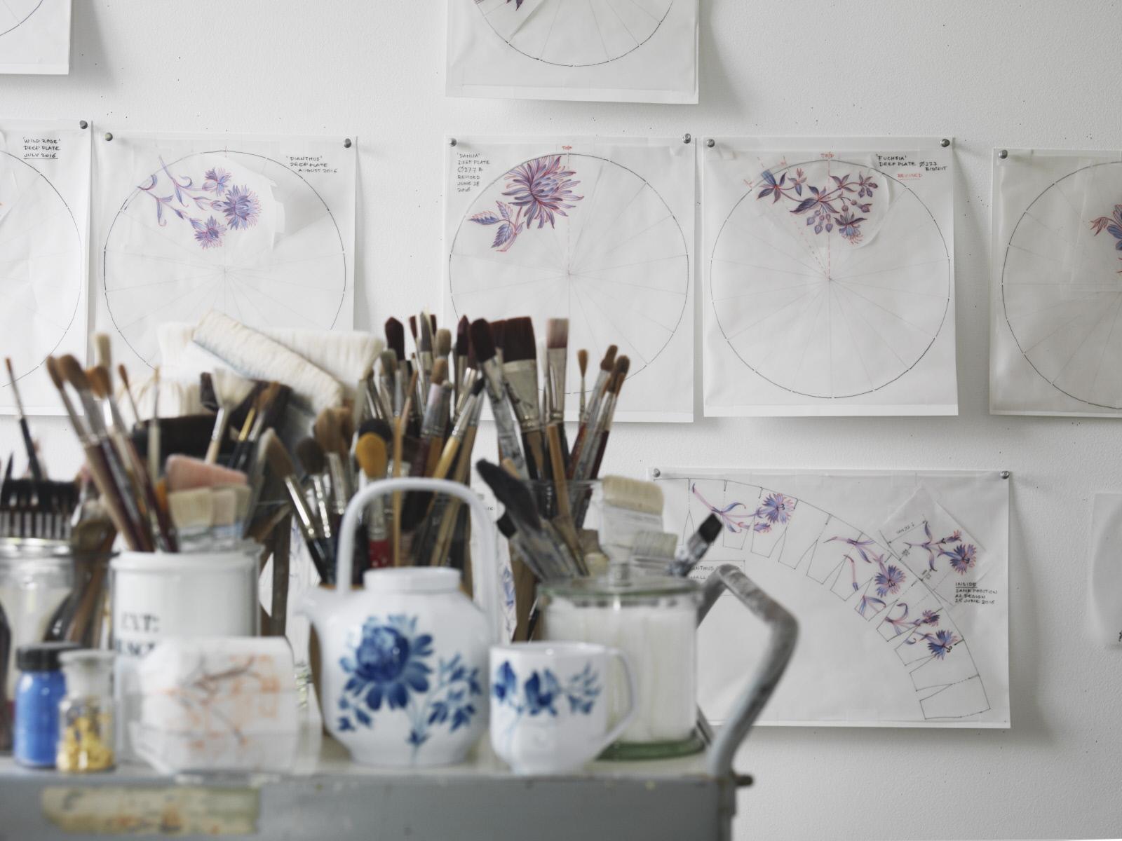 blomst_WouterDolk_Studio_Teapot_Mug royal copenhagen stel