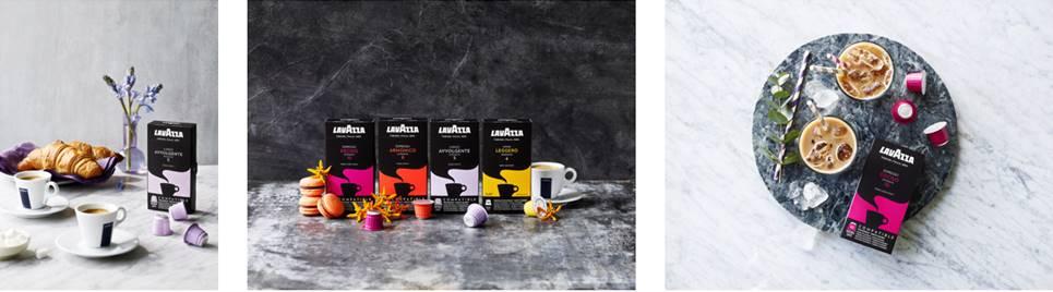 lavazza kaffe iskaffe