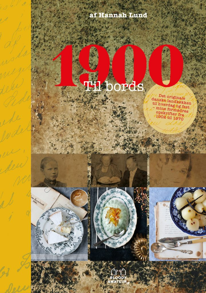 1900 bog gammeldags mad hannah lund