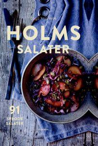 Holms salater - bog - claus holm