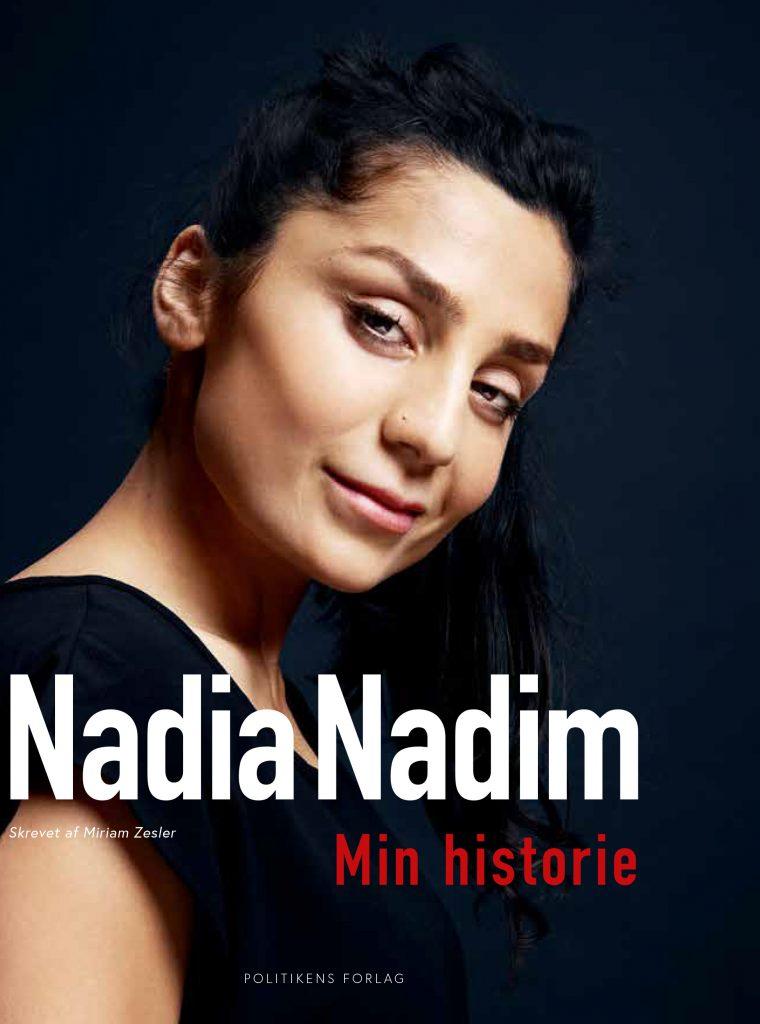 Nadia nadim bog min historie fodbold