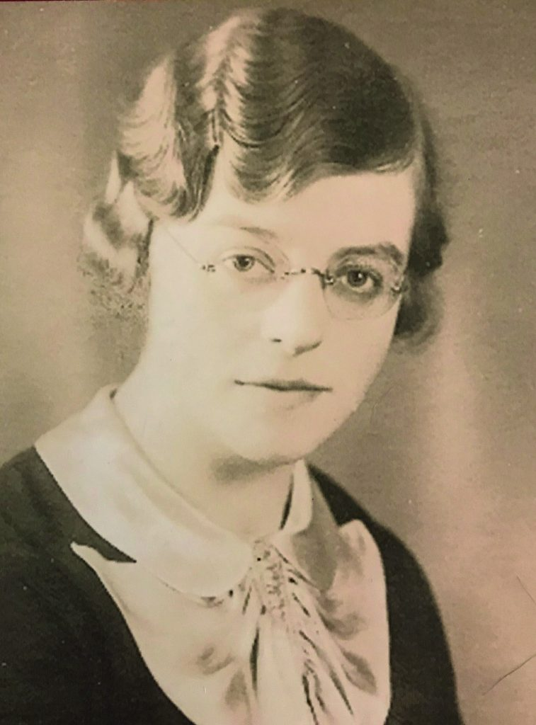 Farmor Eva Hannah Lund 1900 bog
