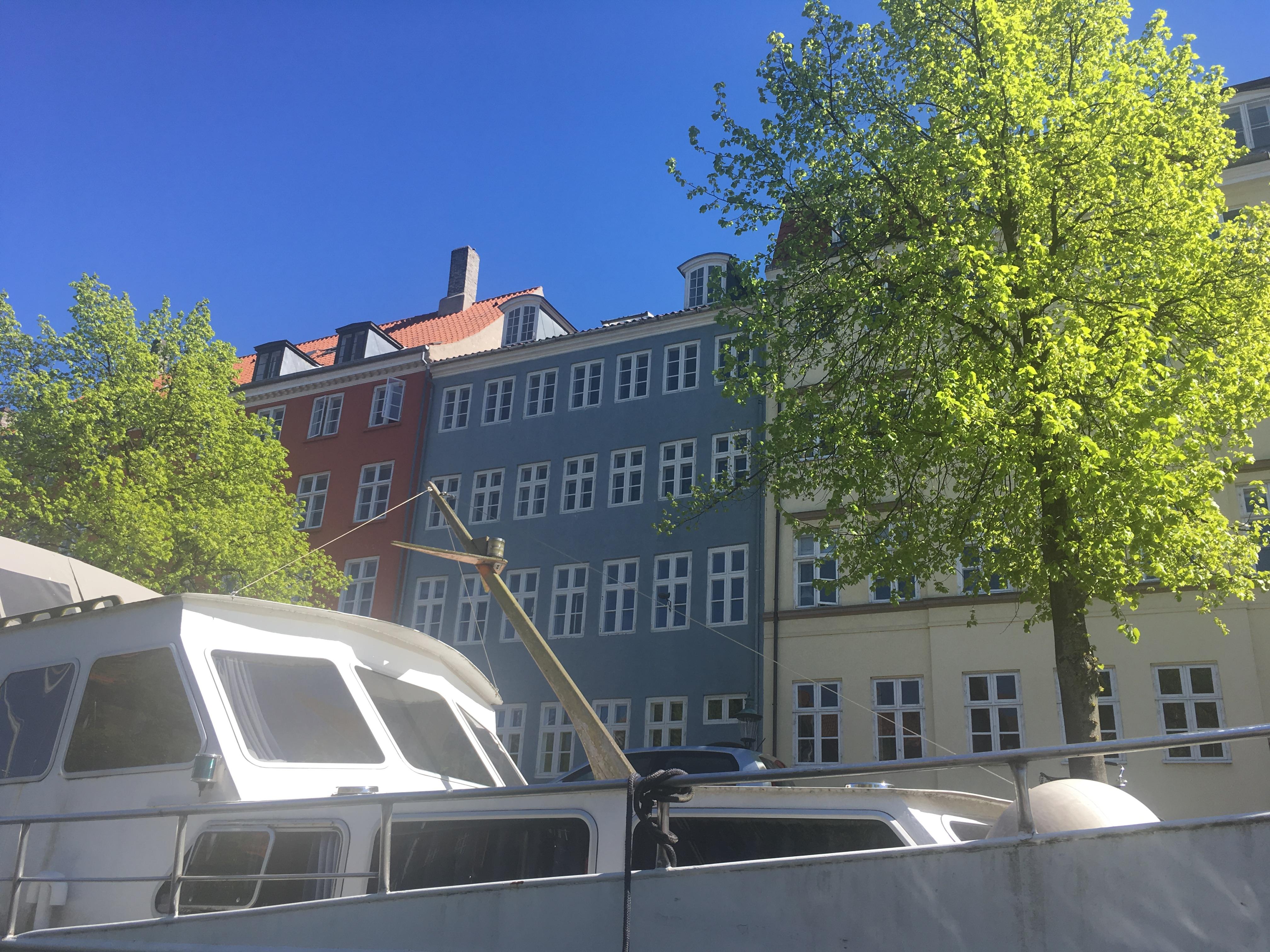 Christianshavn båd