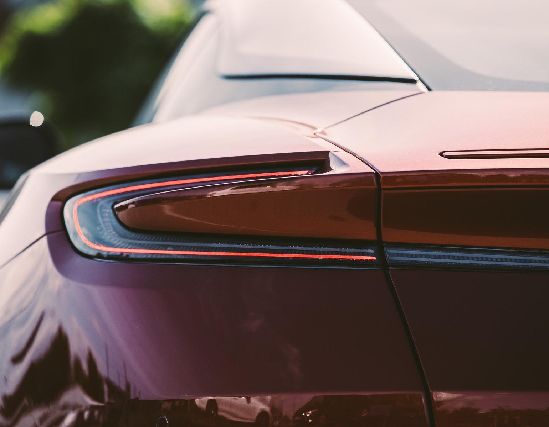 Aston martin, bil