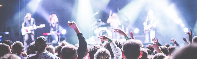 Koncert, musik, festival, sang