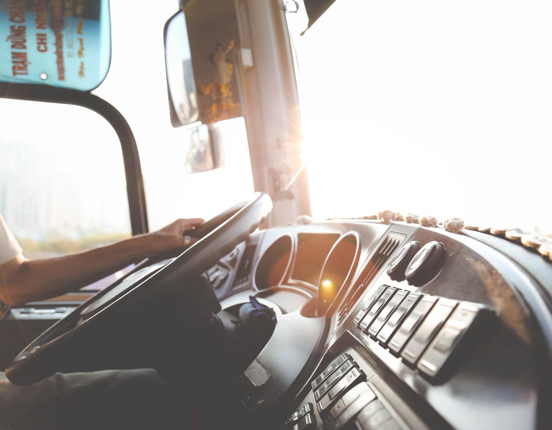 Buschauffør, bus, chauffør, movia, offentlig transport, kør,