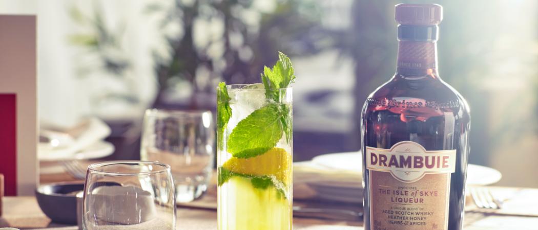 Drambuie, drinks