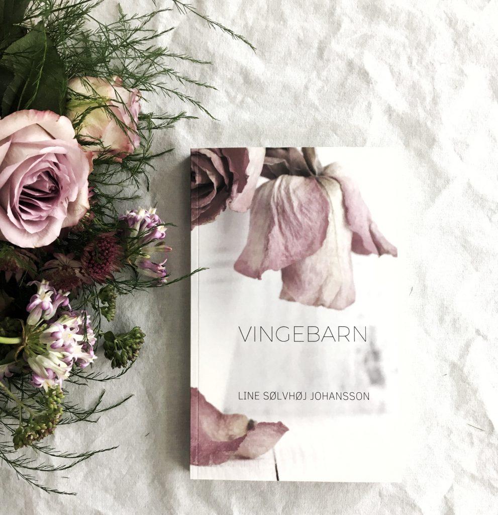 vingebarn - bog forfatter line sølvhøj
