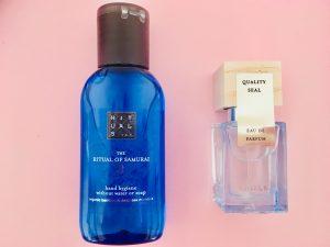 rituals rejsestørrelser travel size parfume hånd hygiejne