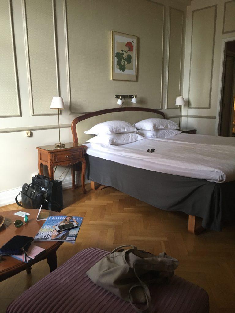 hotel savoy malmø sverige hotelværelse (Foto: MY DAILY SPACE)