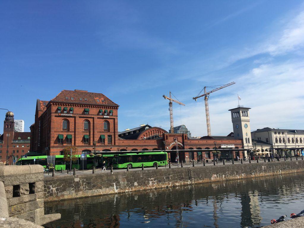 station togstation malmø sverige (Foto: MY DAILY SPACE)