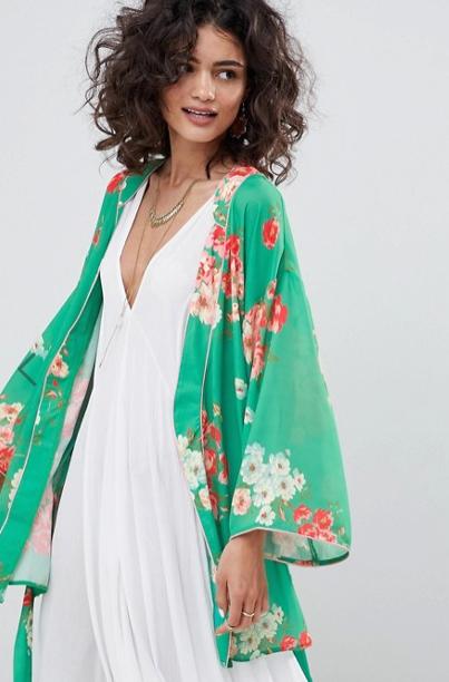 Kimono fra Asos