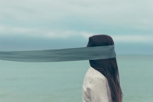 strand bind for øjnene vand hår (foto: Pxhere)