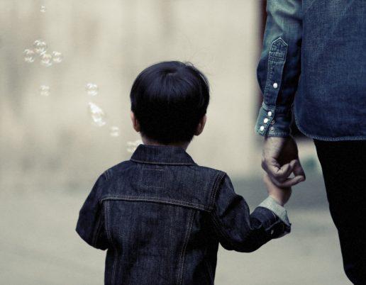 Børn, barn, forældre, kærlighed, hånd i hånd, baby, familie