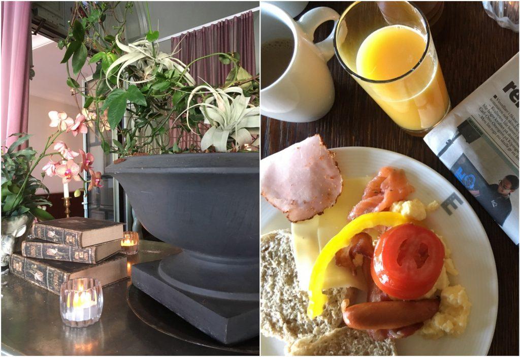malmø morgenmad savoy sverige rejse