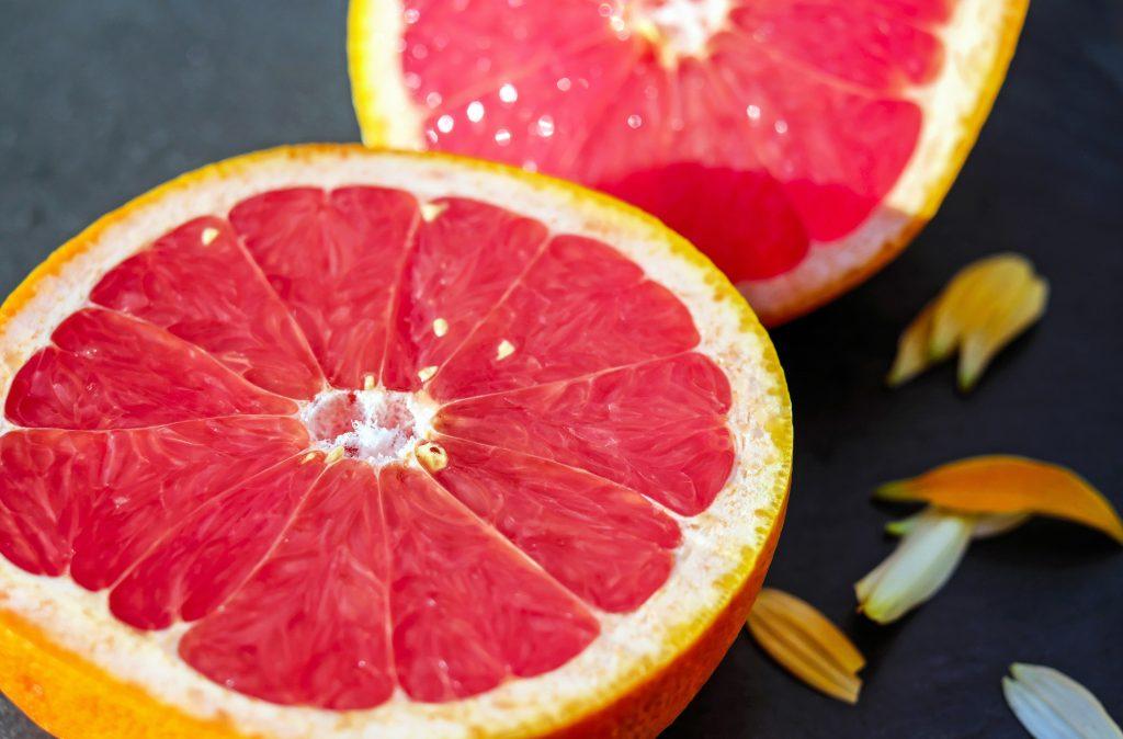 pink grapefrugt frugt drambuie (Foto: Pxhere)