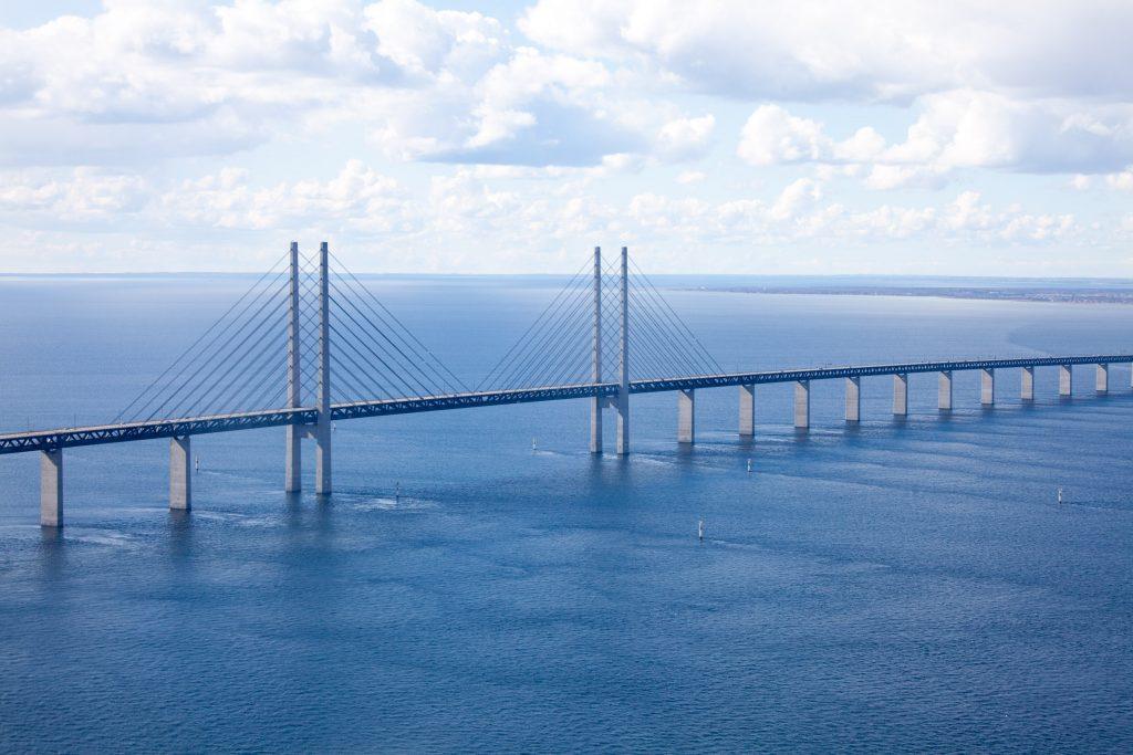 Sverige - øresund øresundsbroen malmø (Foto: Pxhere)