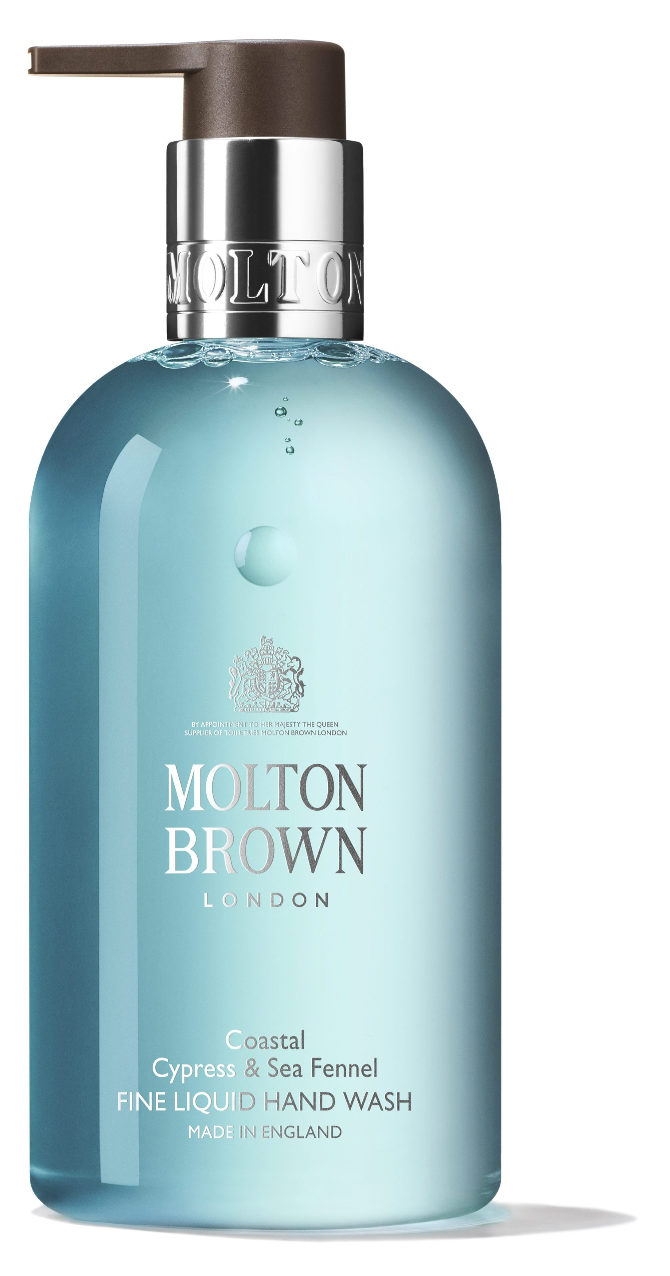 håndsæbe Molton-Brown-Coastal-Cypress-Sea-Fennel-Hand-Wash-300ml