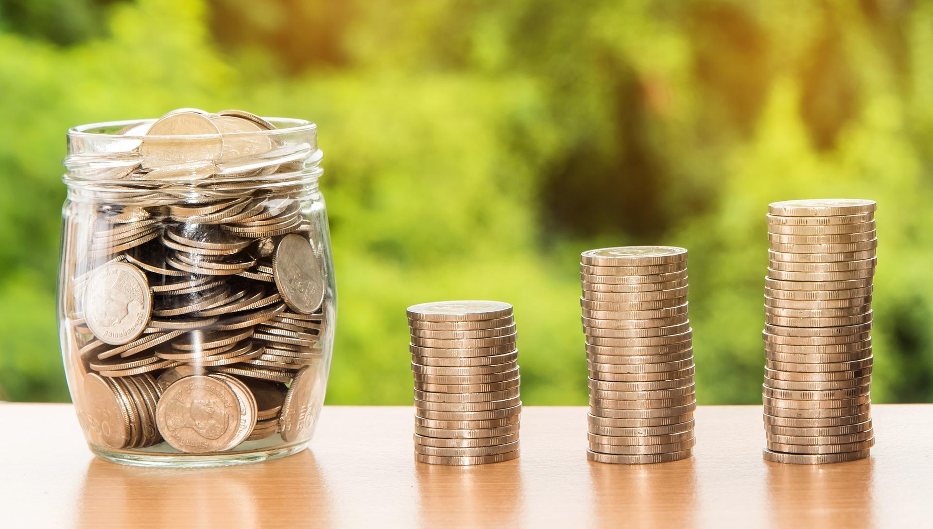 lån penge mønter lån (Foto: PR)